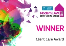 MJP Wins Award For Client Care