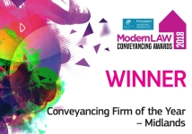 MJP Wins Firm of the Year